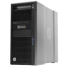 Hp Z840 Workstation 2x Xeon E5-2637v3 Ram 128gb Quadro K5200+SSD 512gb + HDD 3TB