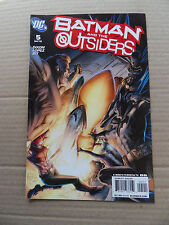 Batman And The Outsiders 5 . DC 2008 - FN +