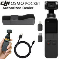 DJI Osmo Pocket Touchscreen Handheld 3-Axis Gimbal Stabilizer Camera