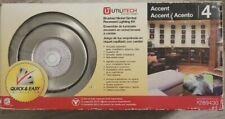 Utilitech Swivel Recessed Lighting Kit  4 inch/10,2 cm. # 0289430
