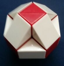 150 x Cube Snake Puzzle -Red/White party favor Boys & Girl NIB