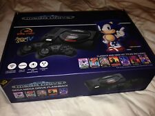 Sega Mega Drive Mini Hd With Wireless Controllers Rare!!! Sold Out!!!!