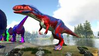 ARK SURVIVAL EVOLVED XBOX ONE PVE 3 USA MEGALOSAURUS EGGS