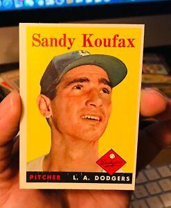 1958-TOPPS-SANDY-KOUFAX-187-BASEBALL-CARD-HOF-HIGH-GRADE