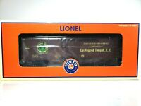 Lionel 6-52378 TTOS 2005 Las Vegas & Tonopah Railroad Boxcar New in Box