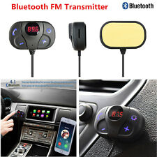 12V Handsfree Car Kit Bluetooth Fm Transmitter Mp3 Player Usb Charger Tf Ald62