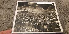1945 Press Photo THOMAS DEWEY CAMPAIGN RALLY Kingston Armory WILKES-BARRE PA