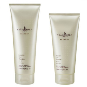 Neal and Wolf Harmony Intensive Care Shampoo 250ml & Conditioner Treatment 200ml