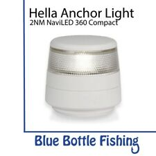Hella 2 NM NaviLED 360 Compact All Round White Anchor Light- White Surround