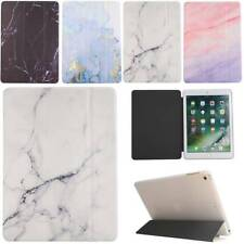 """Smart Marble Stand Case Cover For iPad 5th 6th 7th Gen 10.2"""" Mini Air Pro 10.5"""""""
