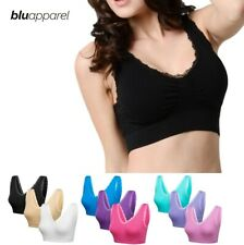 The Smootheze Bra™ Seamless Comfort Shapewear Sports Stretch Crop Support Top
