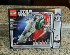 Slave 1 20th Anniversary STAR WARS LEGO 75243 MIB NEW 1007 Pieces