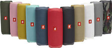 JBL FLIP 5, Waterproof Portable Bluetooth Speaker, 4 COLORS. *BRAND NEW, SEALED*