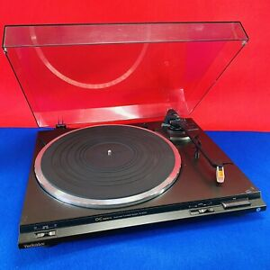 Technics SL-BD20D Turntable DC Servo Automatic System Tested Working