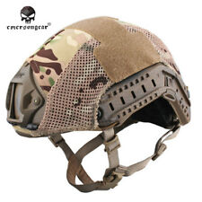 EMERSON Tactical FAST Helmet COVER Combat Duty Gear Airsoft MultiCam Army 8809