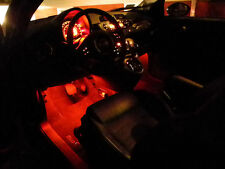 FIAT 500 ABARTH 1.2 Lounge Twin Air ambiente interno vano piedi kit di illuminazione a LED