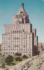 "*Canada Postcard-""Hotel Vancouver"" /Postmarked 1961/ -B.C.- (U1-CAN7)"