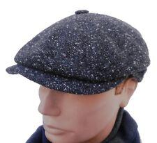Herren Mütze Gatsby Trend Schiebermütze Flatcap Schlägermütze Herbst Winter 033