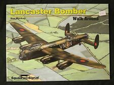 Book:  Lancaster Bomber Walk Around - 200 photographs plus color profiles