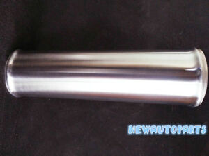 "OD:76mm 3"" inch L:300mm Straight Aluminum Turbo Intercooler Pipe Piping Tube"