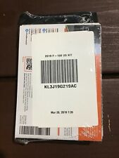 2019 Ford F150 Owners Manual With Case NEW OEM Free Shipping