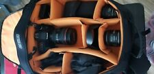 Canon EOS 6D 20.2 MP Camera, 3 Canon lenses, Speedlite Flash and Backpack