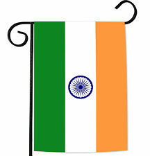 NEW Toland - Flag of India - Indian Nation Country Garden Flag