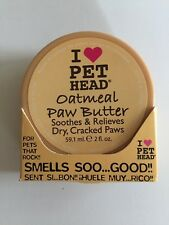 Pet Head - Oatmeal Paw Butter - Soothes & Relieves Dry, Cracked Paws on dogs