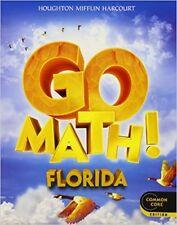 Grade 4 Go Math Florida Common Core 2013 Student Text Edition 4th