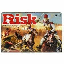 3 players Risk Cardboard Board & Traditional Games