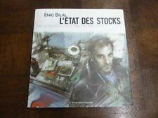 L ETAT DES STOCKS - 1999 - BILAL
