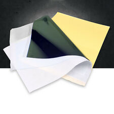 10Sheets Tattoo Thermal Carbon  Stencil Transfer Copier Paper Tracing New