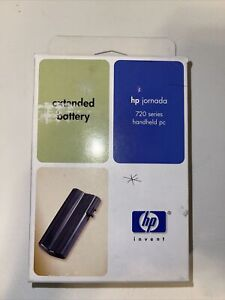 Hewlett Packard Jornada 720 728 Extended Battery F1840A Tested