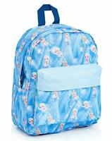 Disney Frozen Elsa Backpack for Girls, School Bag for Girls, Toddlers,