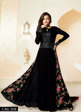 Indian Bollywood Ethnic Designer Anarkali Salwar Kameez Suit & Traditional 838B