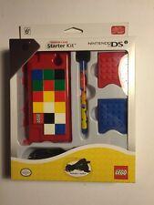 NEW Nintendo DSi Lego Legos Armor Case Kit New Sealed NIB Stylus & Game Case