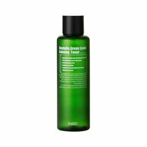PURITO Centella Green Level Calming Toner 200ml - Cruelty-Free Vegan *UK Seller*