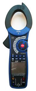 CEM DT3353 Digital 1000A AC 3-Phase Watt Volt Current True RMS Power Clamp Meter