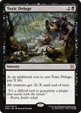 TOXIC DELUGE Eternal Masters MTG Black Sorcery Rare