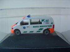 """Herpa 1/87 H0 Mercedes Benz Vito """"Mobiel Medisch Team"""" OVP B408 Selten"""