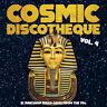V/A – Cosmic Discotheque Vol. 4 vinyl lp  NRR005LP