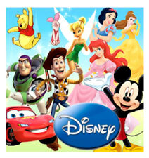 Bedroom Wall Stickers Toy Story Pooh Bear Princess Mickey Mouse Cars Tinkerbell