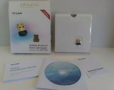 TP-Link TL-WN725N N150 150Mbps Wireless Nano USB WiFi Network Adapter Dongle