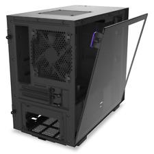 NEW!! NZXT H210 CASE MATTE BLACK (COMES INSIDE BOX)