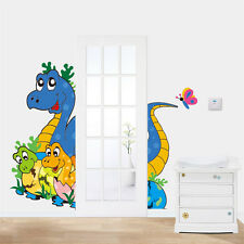 Dragon Mariposa children/baby habitación Pared sticker/decal/vinyl dormitorio decoración del Reino Unido