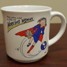 Humor This Looks Like A Job For Working Woman Dale Coffee Mug