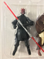 Star Wars 3.75'' DARTH MAUL Commemorative Tin Collection TPM Hasbro New Loose