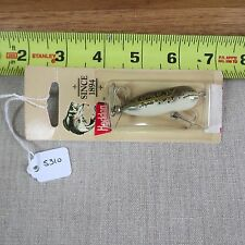 Heddon Torpedo X0360NF frog pattern  fishing lure (lot#5310)