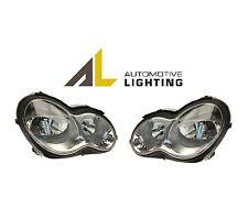 Mercedes W203 AUTOMOTIVE LIGHTING OEM Right + Left Headlight Assy Halogen