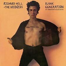 Richard Hell y la gente-Blank Generación (nuevo Vinilo Lp)